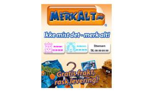 Annonse MerkAlt - Frogner Media