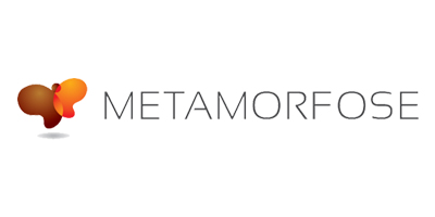 Metamorfose logo - Frogner Media