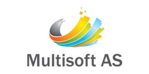 Multisoft logo - Frogner Media