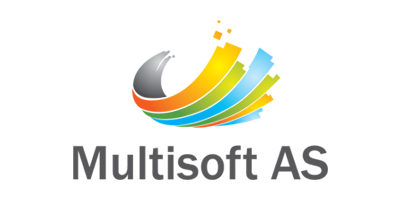 Multisoft logo - Frogner Media