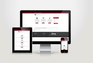 Nye nettsider for Sikkerhetskompaniet
